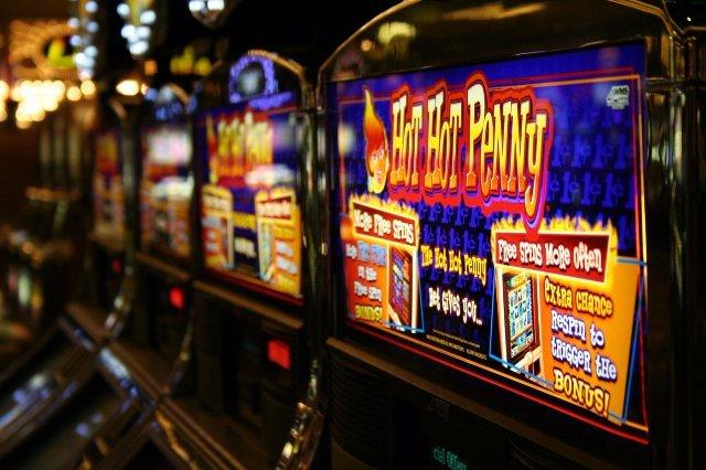 Слоты в виртуальном казино на деньги