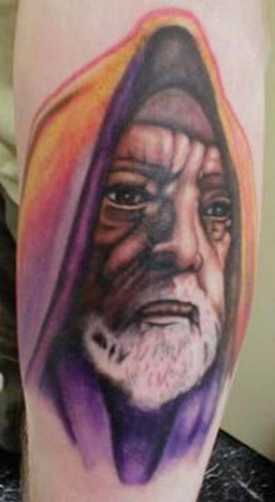 Мужские татуировки — Звездные войны