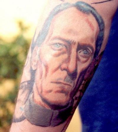 Мужские татуировки — Звездные войны 14