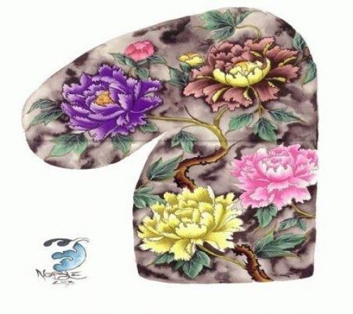 Эскизы татуировок — Цветы 2