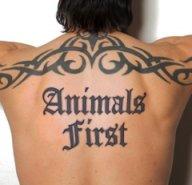 Значение татуировок - Животные