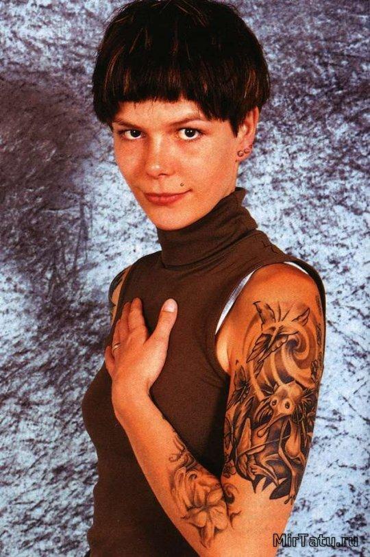 Фото татуировок — Татуировка на руке