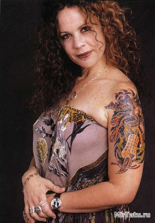 Фото татуировок — Татуировка на руке 3