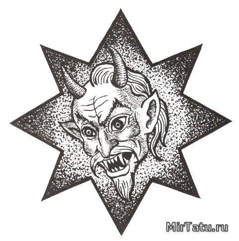 Тюремные татуировки — Воры в законе