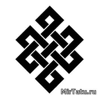 Эскизы татуировок — Кельтские узоры 23