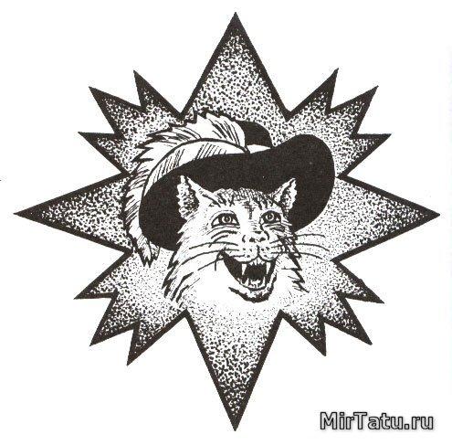 Тюремные татуировки воры в законе 3