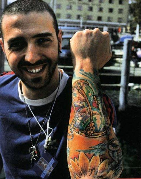 Заживление татуировки и боль