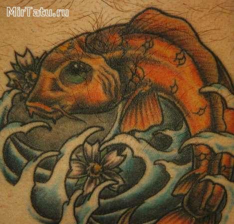 10 Фото татуировок   Морские татуировки 10