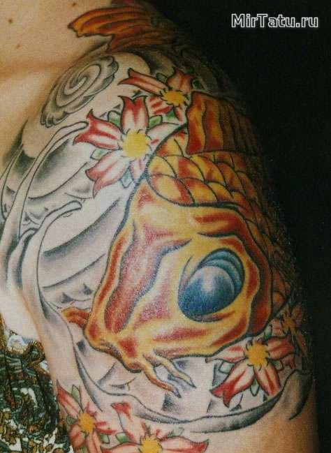 5 Фото татуировок   Морские татуировки 5