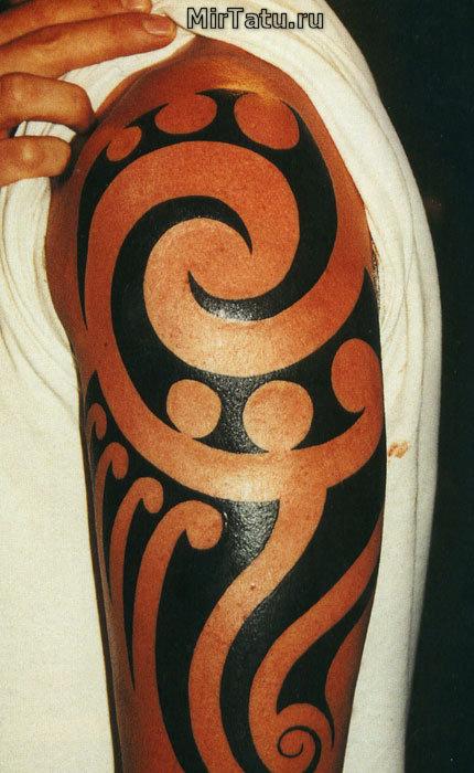 Фото татуировок - Татуировка на руке 4