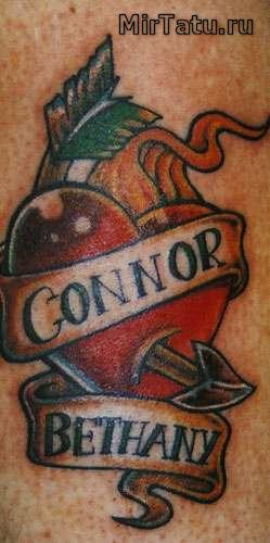 Фото татуировок - Татуировка головы 3