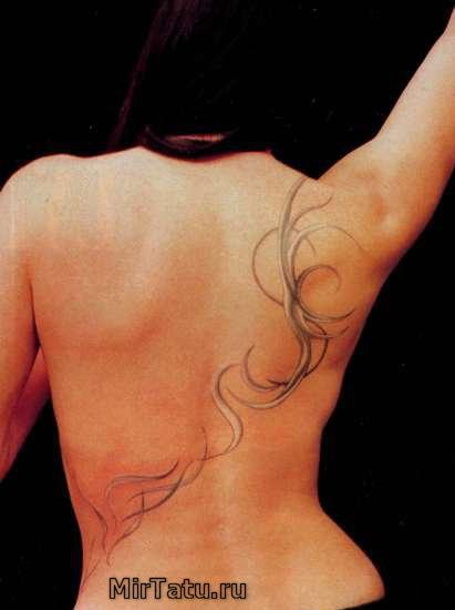Фото татуировок — Татуировки спины
