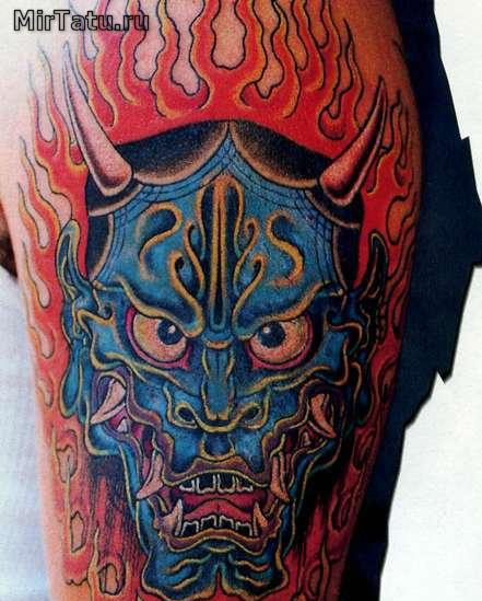 Фото татуировок - Татуировка на руке 14