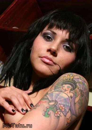 интимные татуировки для девушек фото