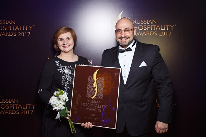 Старт заявочной кампании Russian Hospitality Awards 2018